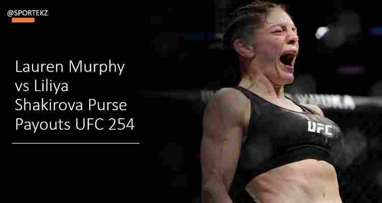 Murphy Shakirova Purse Payouts