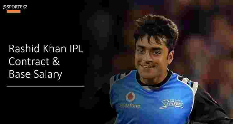 Rashid Khan IPL Contract