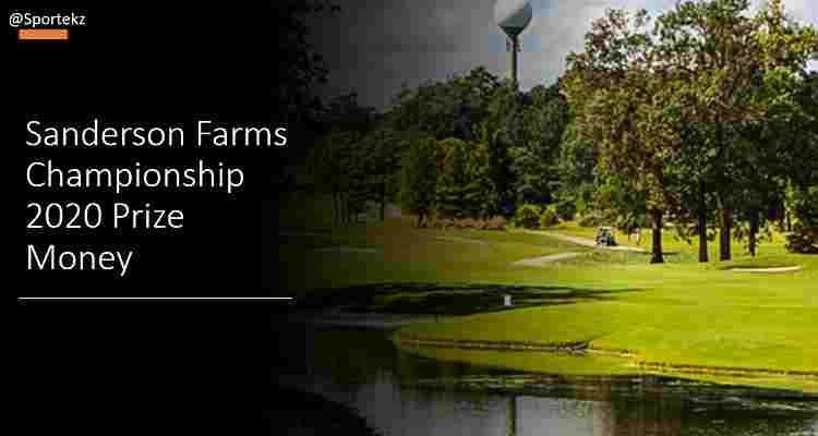 Sanderson Farms 2020 Prize