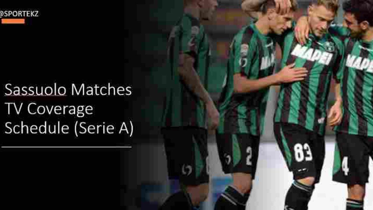 Sassuolo : Us Sassuolo Mit Ex Bundesliga Trio Plotzlich