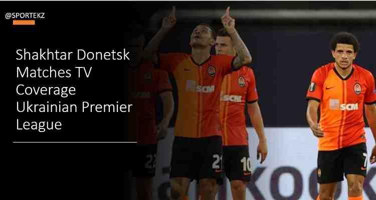 Shakhtar Donetsk Stream