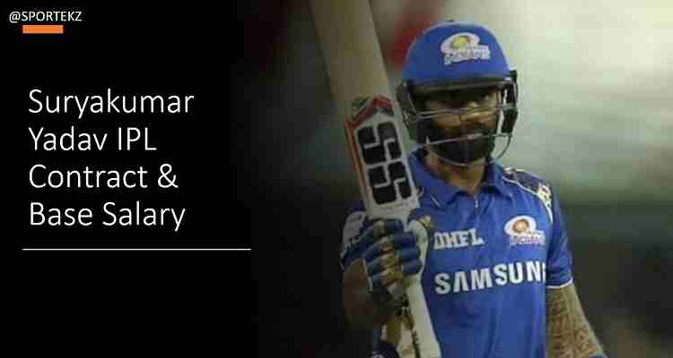Suryakumar Yadav IPL Contract