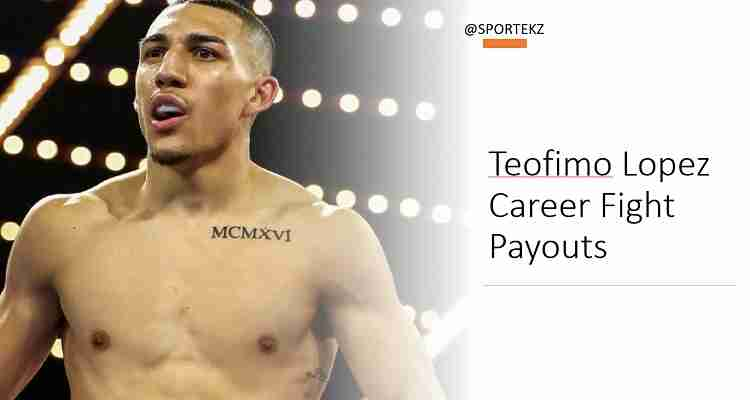 Teofimo Lopez net worth