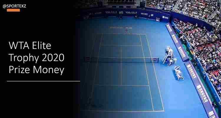 WTA Elite 2020 Money