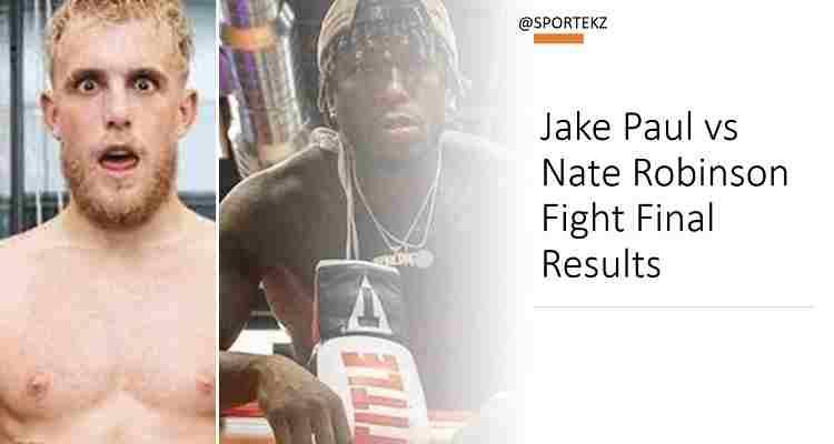 Jake Paul Robinson Highlights