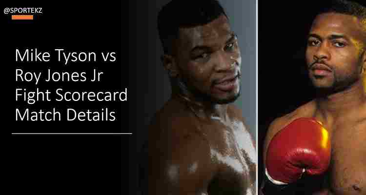 Mike Tyson Jones Jr Highlights