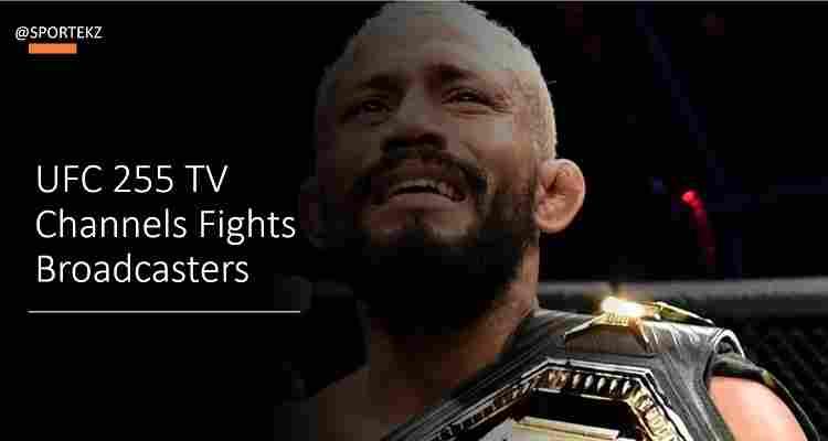 UFC 255 Stream
