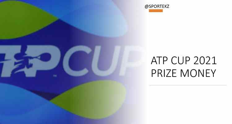 ATP Cup 2021 Prize