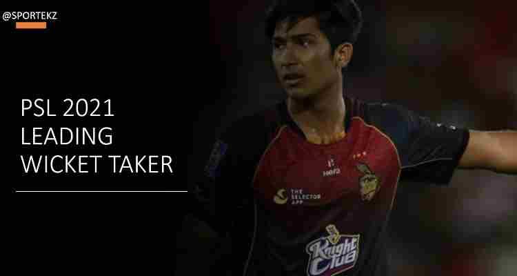 PSL 2021 Wicket  Taker