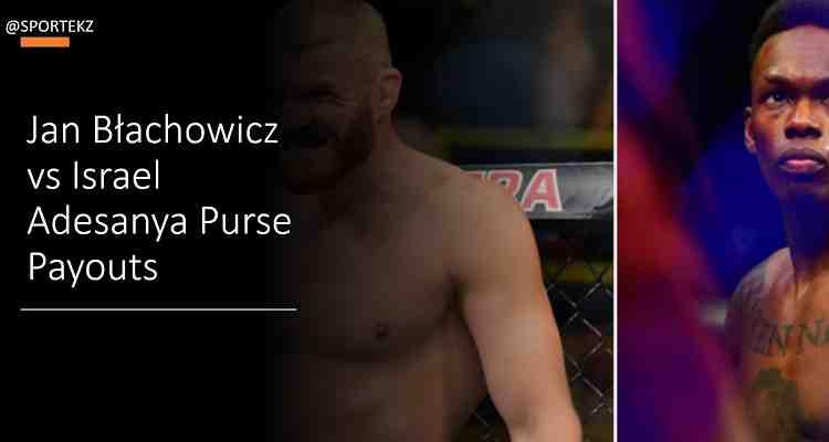 Adesanya Błachowicz Purse