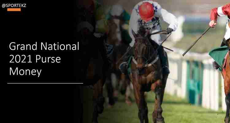 Grand National 2021 Prize