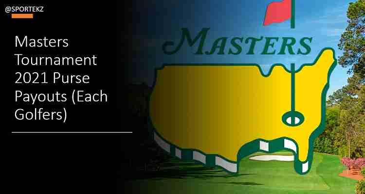 Masters Tournament 2021 Prize