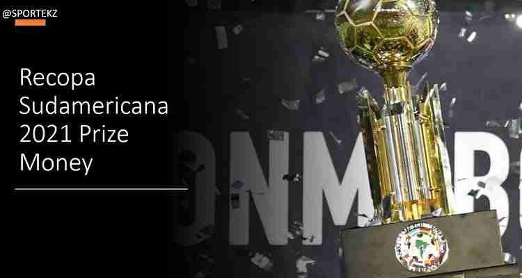 Recopa Sudamericana 2021 Prize