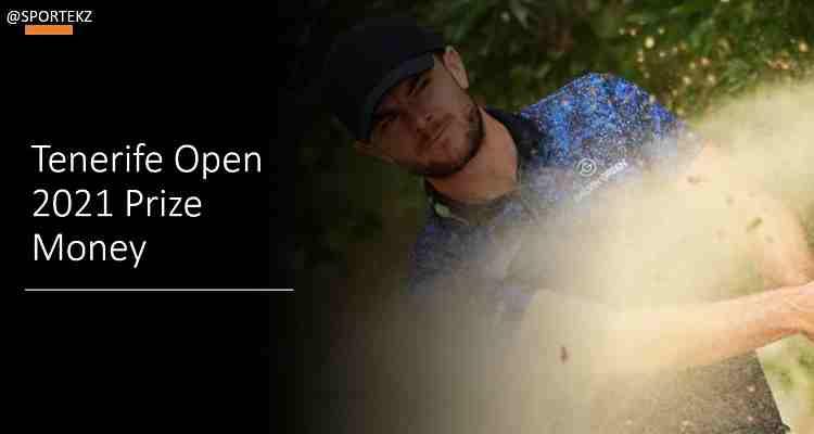 Tenerife Open 2021 Prize
