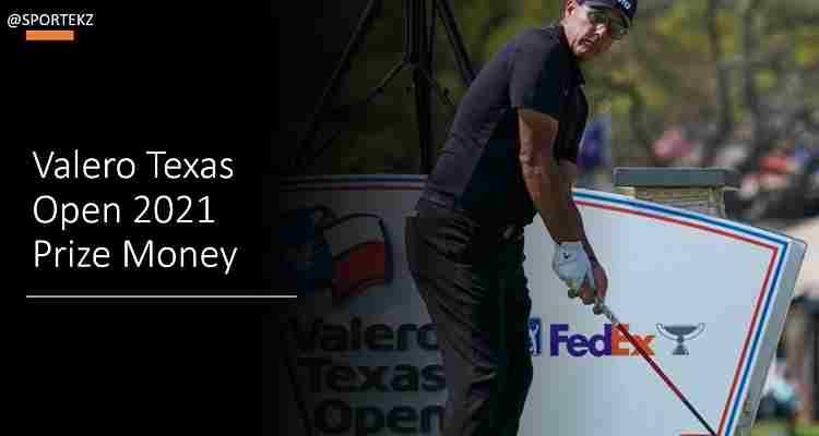 Texas Open 2021 Prize