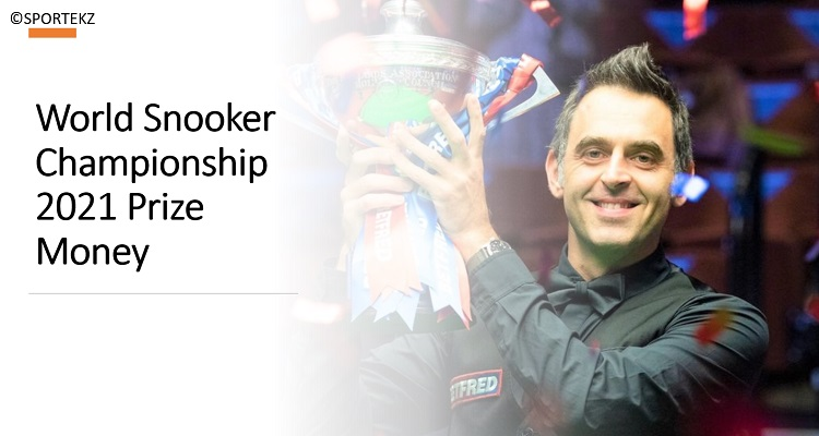 World Snooker 2021 Prize