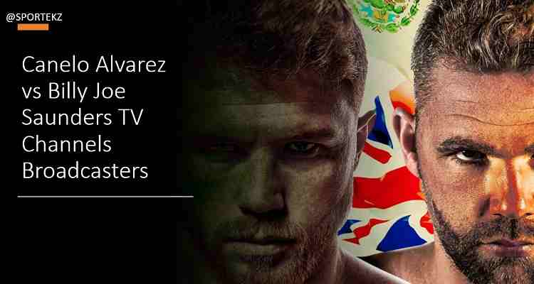 Alvarez Saunders Live Stream