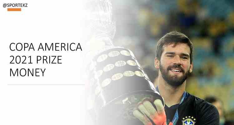Copa America 2021 Prize
